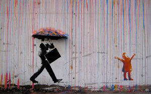 Cool Street Art And Graffiti From Around The World