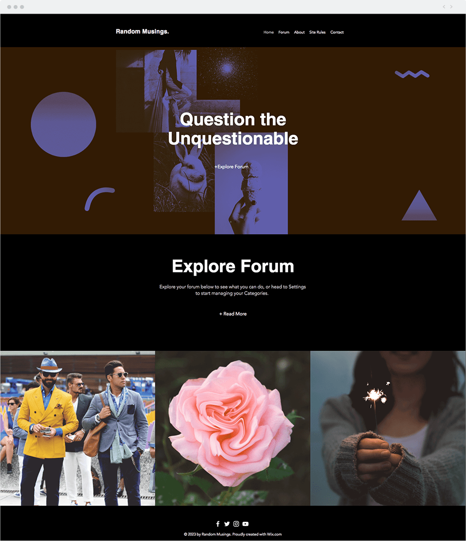 11 New & Beautiful Wix Website Templates You Will Love