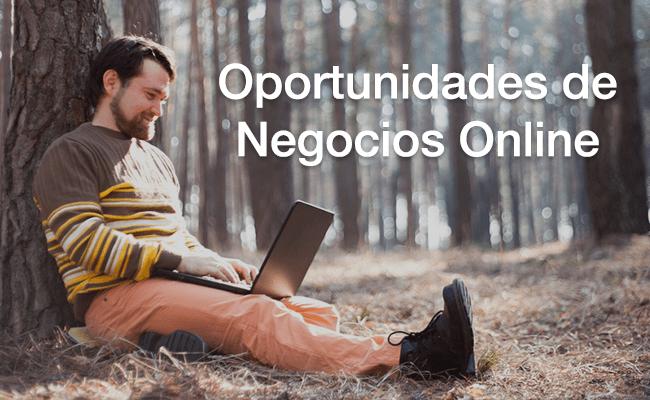 Oportunidades de Negocios Online