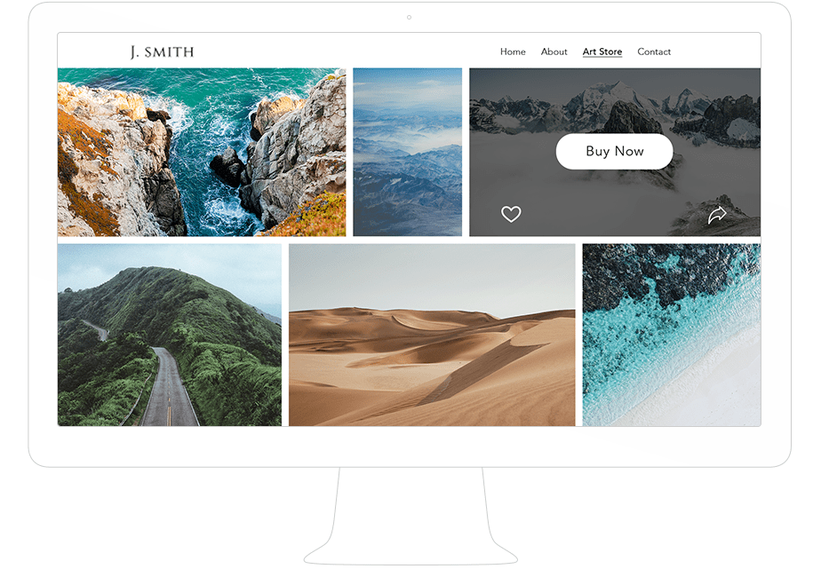 sell your photos online