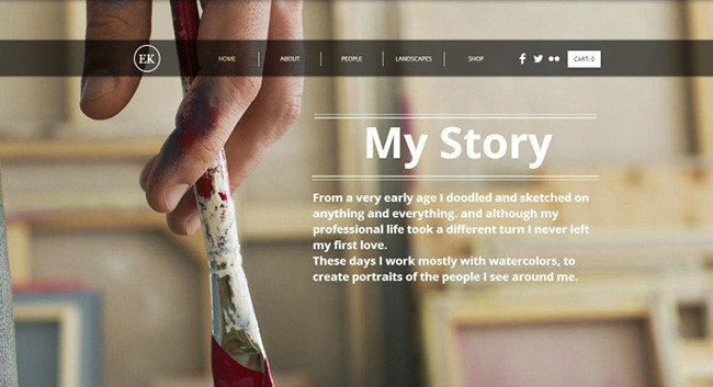 Your Hobby Deserves a Website and Wix Will Help You Make One!