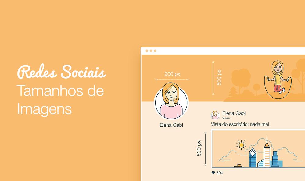 Tamanhos de Imagens nas Redes Sociais: O Guia Definitivo