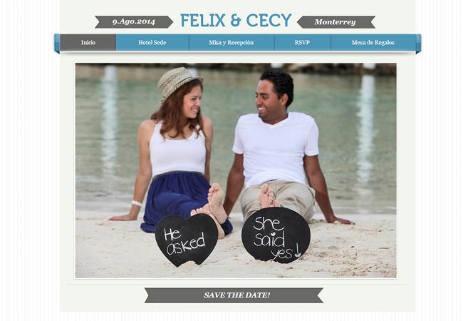 Felix and cecy
