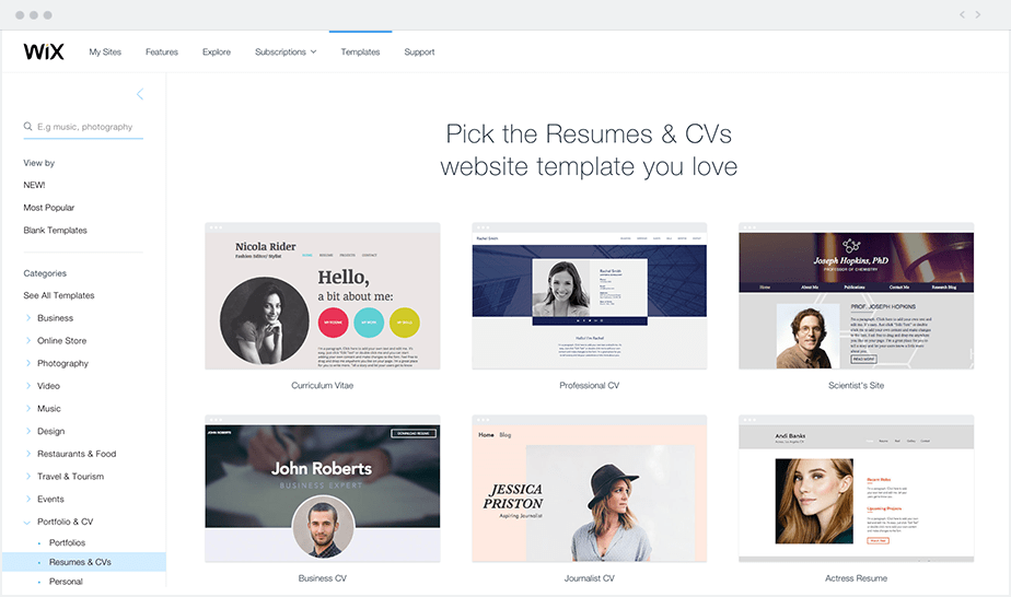 How To Make Your Own Resume Website In Record Time