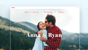 Create A Wedding Website.How To Make A Free Wedding Website In 7 Easy Steps