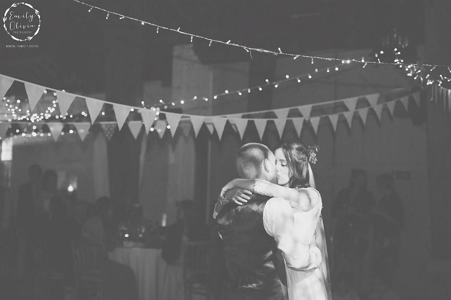 Wedding Couple Dance By Wix Photographer Emily Olivia