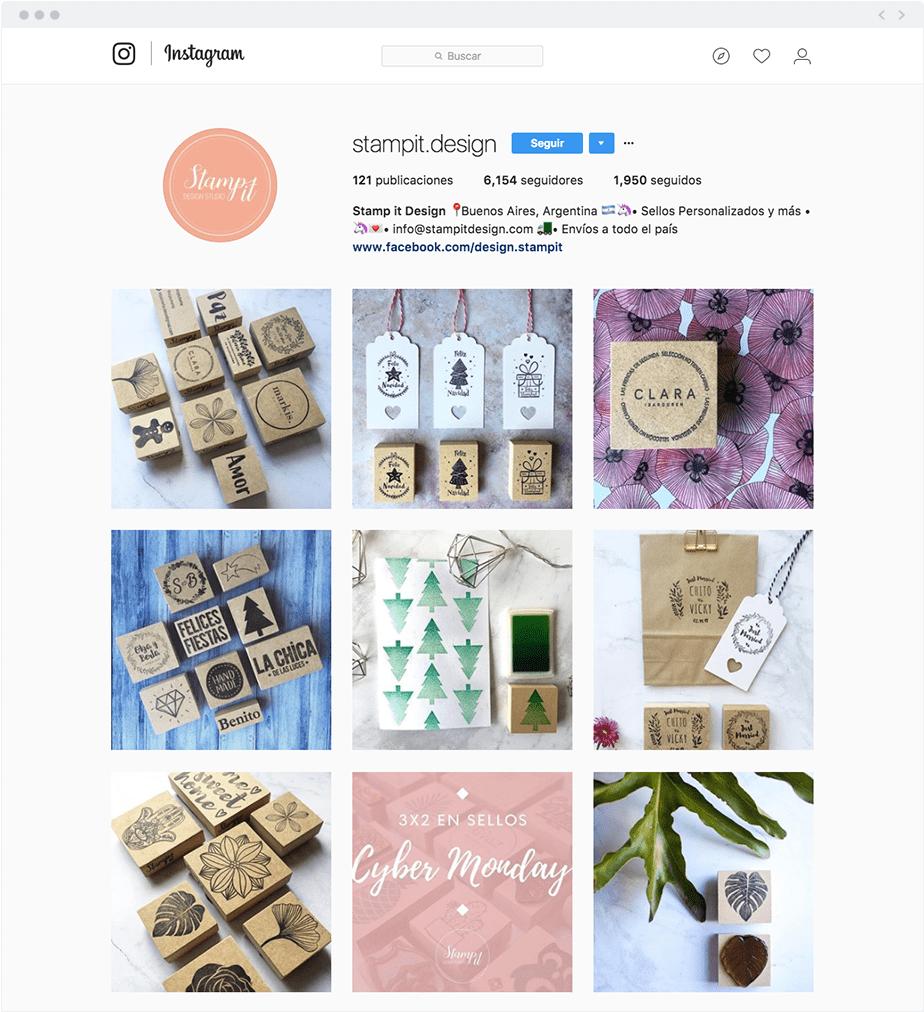 Mantener la Identidad de Marca en Instagram
