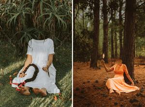 Esses 10 Artistas Wix Incríveis Viralizaram Pelo Mundo: Janelia Mould
