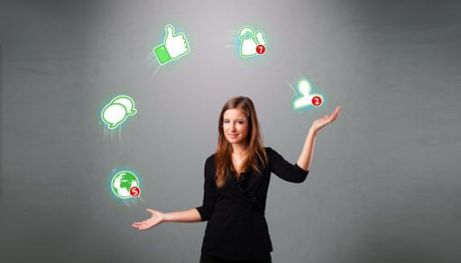 4 Maneiras de Ser Produtivo Usando As Redes Sociais
