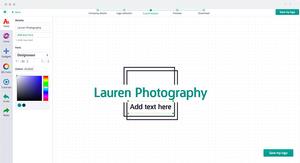 Creador de logos: Online Logo Maker