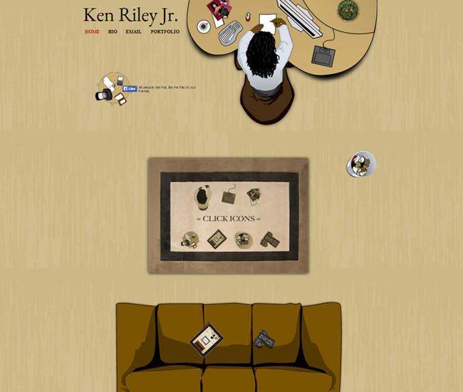 Ken Riley Jr