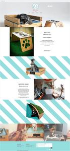 8 Site Wix Incríveis com um Toque de Criatividade Latina: La Madriguera