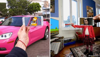 François Dourlen: O Usuário Wix Que Mistura Ficção com Realidade em sua Arte
