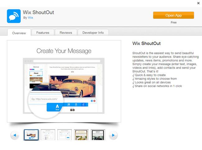 Aprenda a Criar Uma Newsletter Perfeita com o Novo ShoutOut do Wix