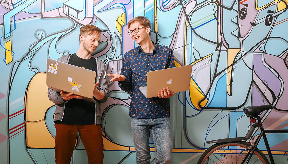 Ambientes de trabajo que inspiran: las oficina de Wix