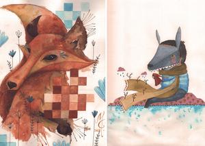 Esses 10 Artistas Wix Incríveis Viralizaram Pelo Mundo: Maria Florian