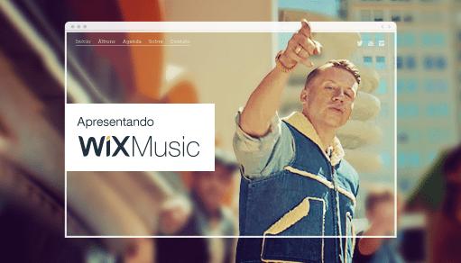 Wix Music: A Ferramenta que Vai Mudar a Forma Como Você Promove sua Música Online
