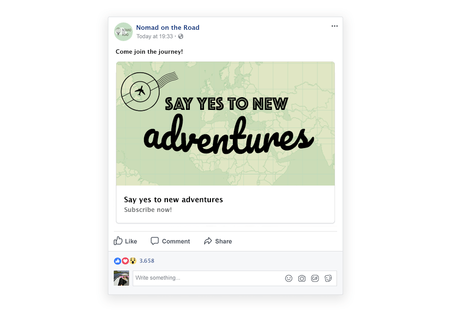 How to promote your blog on Facebook
