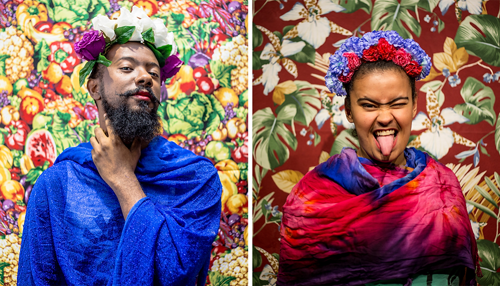 Thanks to this Photographer, Everyone Can Be Frida Kahlo