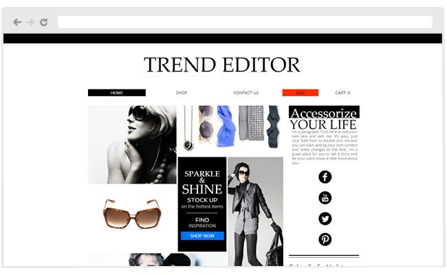 Trend Edit-