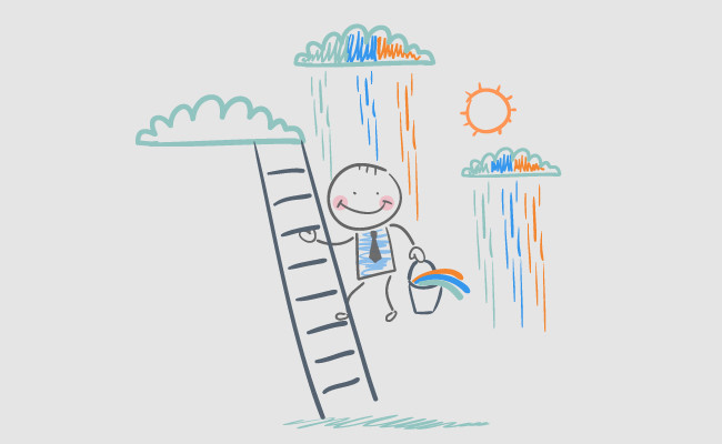 長期的な目標や大きな夢を描く「起業家タイプ」