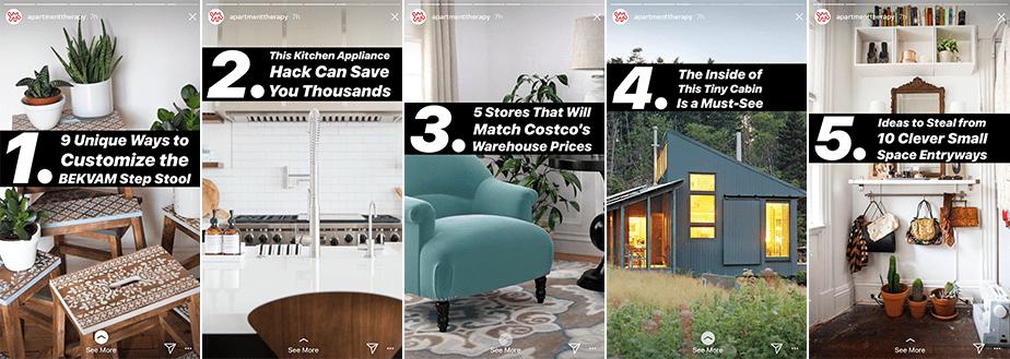 Instagram trends: Instagram Stories