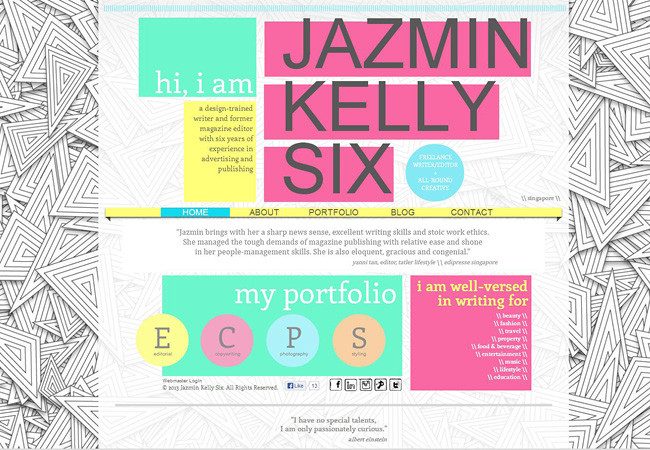 Jazmin Kelly Six