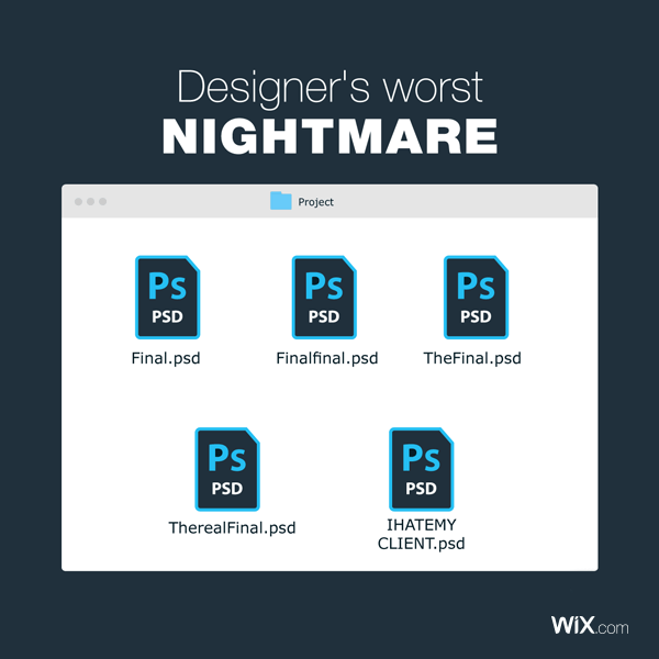 graphic design jokes about client difficulties