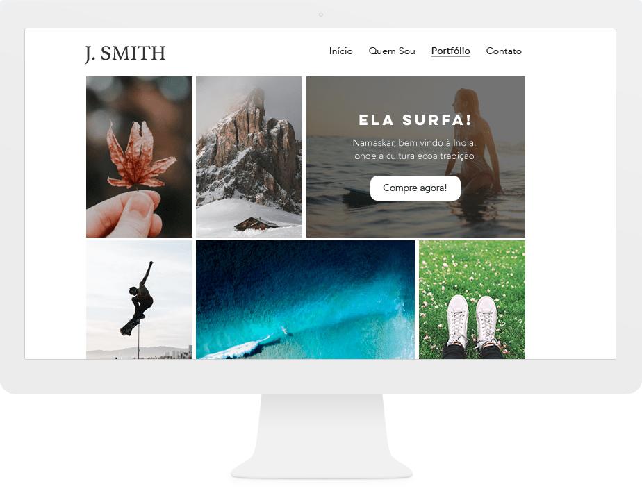 Wix Art Store: a melhor maneira de vender suas fotos na internet