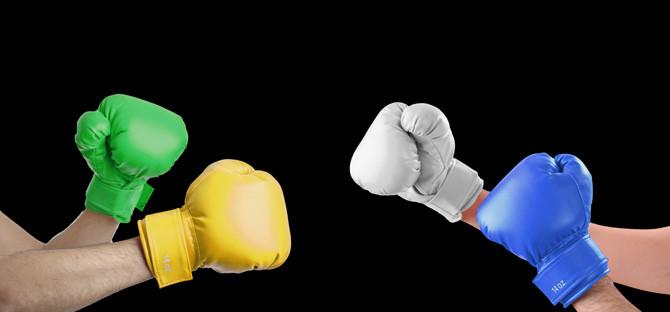 Brasil Versus Argentina