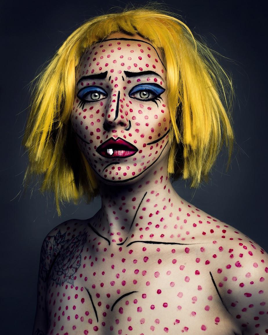 Self-portrait by Wix Photographer Juliette Jourdain