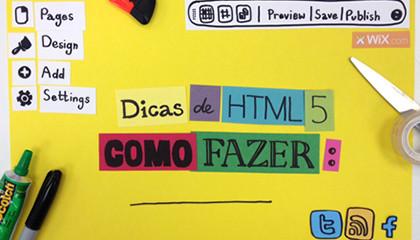 Dicas de HTML5 - Como Adicionar um Menu Drop Down Ao Seu Site - 0