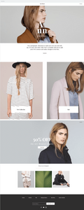 Plantilla Fashion Designer Boutique