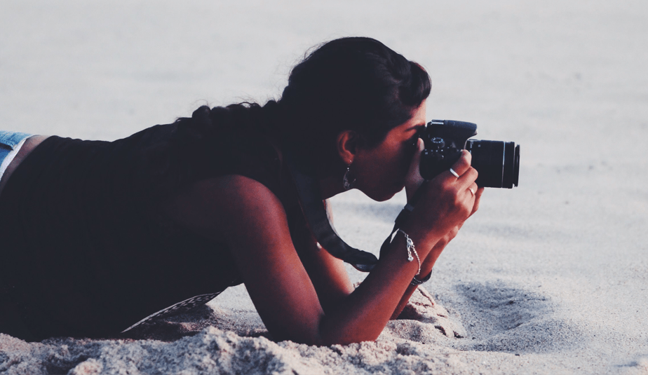being a photographer is a dirty job