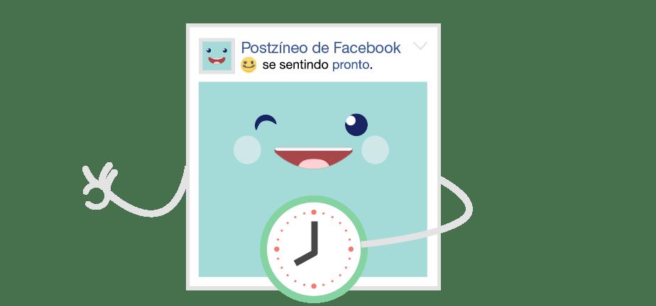 """Tenha um cronograma definido para seus posts - o """"timing"""" é a chave de tudo"""