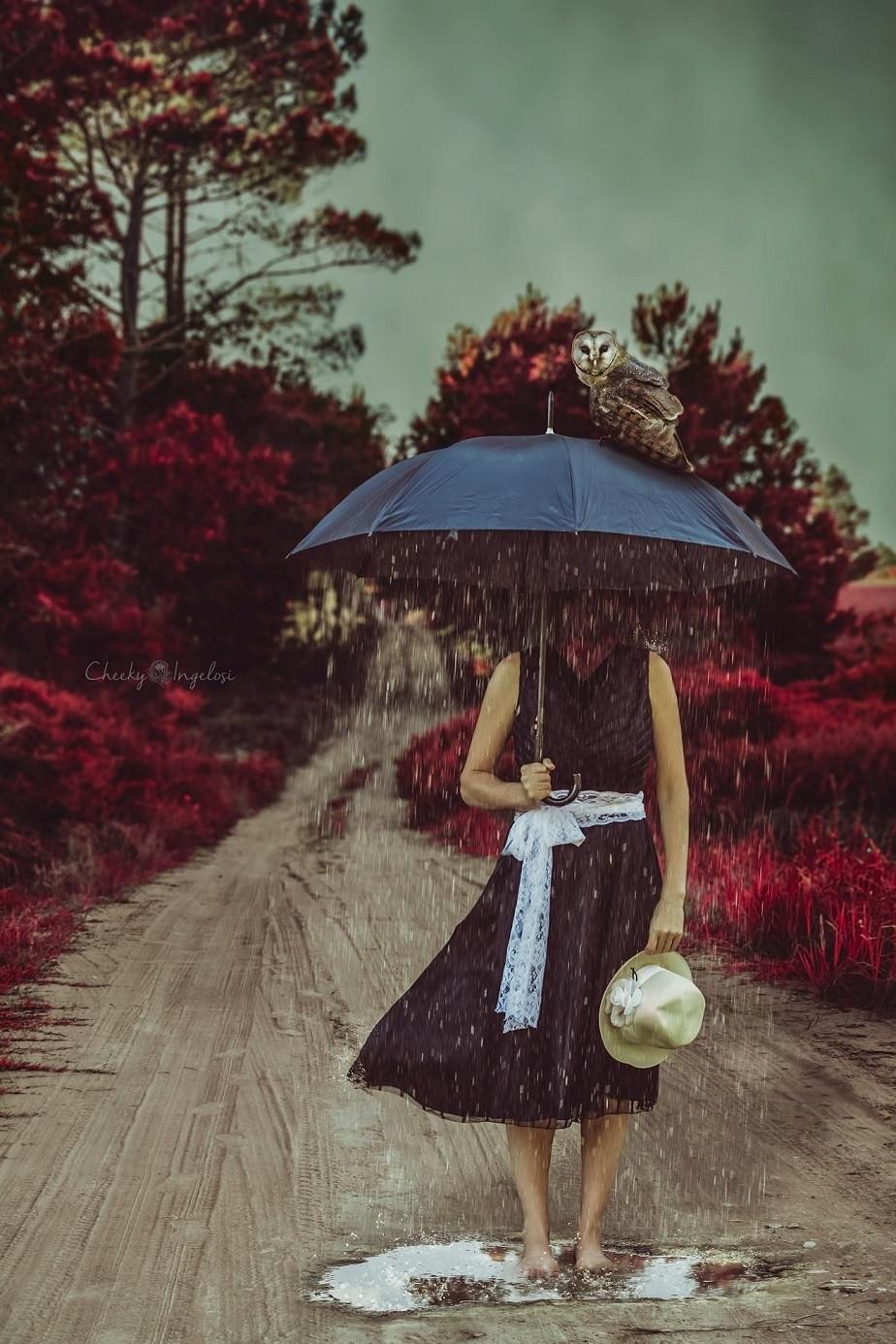 """""""Una chica llamada melancolía"""" de la fotógrafa Wix Cheeky-Ingelosi-2"""