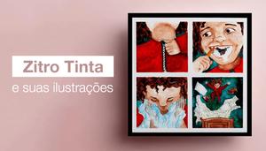 Zitro Tinta: Onde a Antropologia e o Design Andam de Mãos Dadas