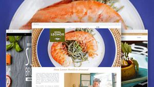 Inspiração: 6 Sites de Restaurantes Incríveis Feitos no Wix