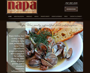 9 Mouth-Watering Restaurant and Bar Websites