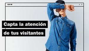 Diseñando una página web para una audiencia con una capacidad de atención decreciente