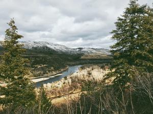 South Fork Snake River, ID, Estados Unidos