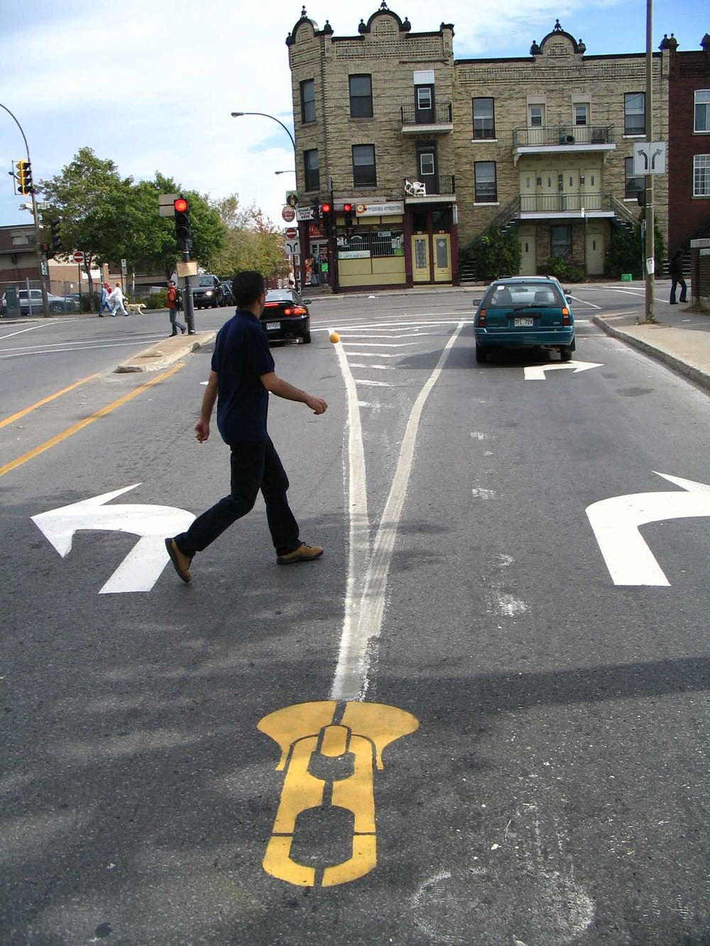 Unzipping the coolest street art