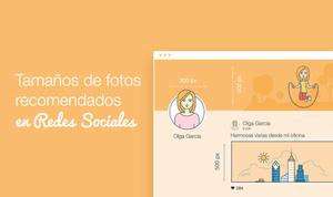 Tamaños de imagen para las redes sociales