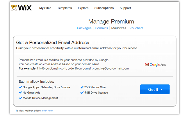 Create Your Personal Email Address
