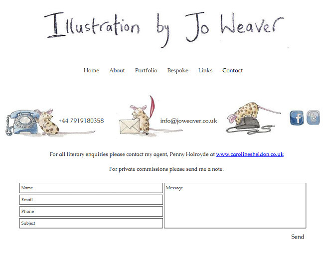 Jo Weaver Illustrations