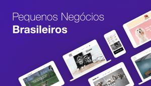 5 Sites Incríveis de Pequenos Negócios Brasileiros Criados com o Wix