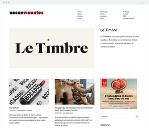 Blog Cosas Visuales
