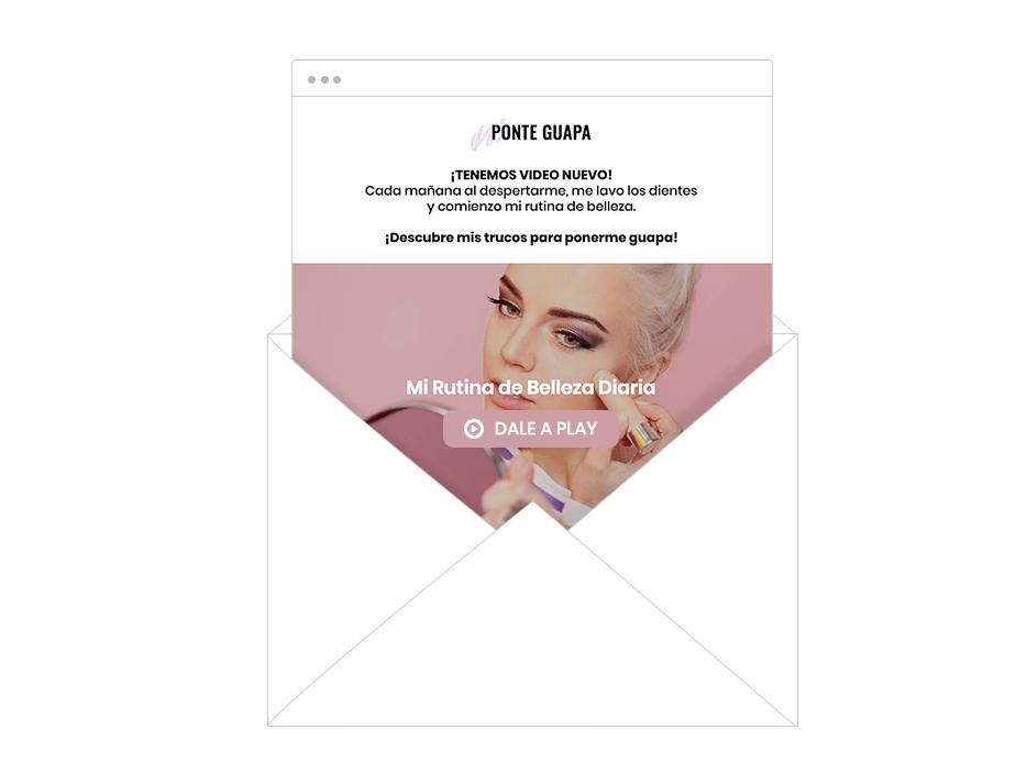 Crea Newsletters con ShoutOut de Wix