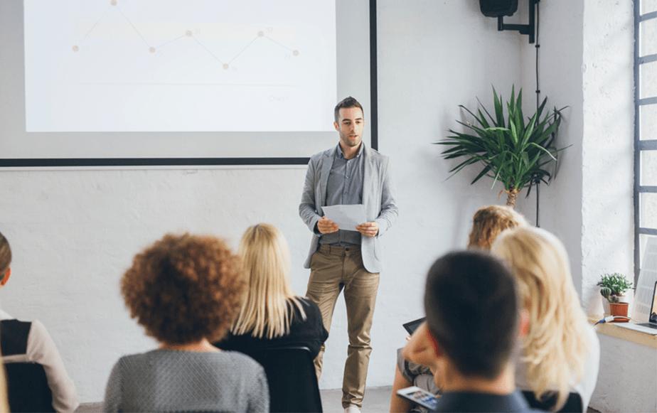 Wix: Practice public speaking