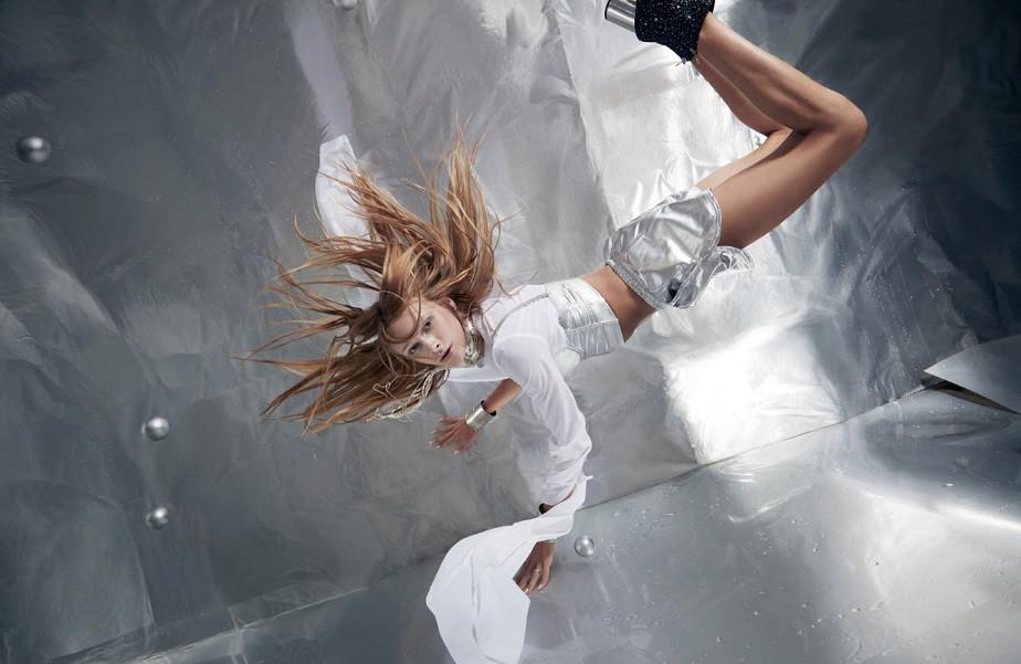 Fashion Shoot in Zero Gravity with Stav Strashko by Wix Photographer Reiko Wakai